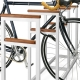 Sykkelparkering Victor Stanley
